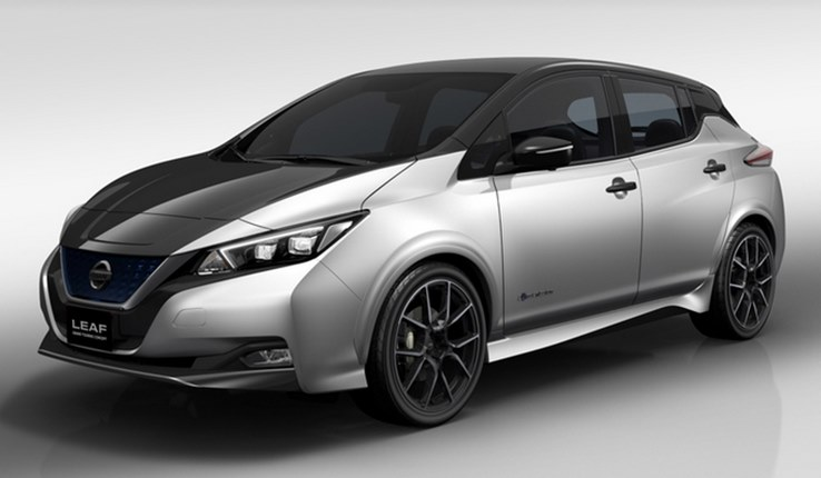 2018 Nissan Leaf Grand Touring