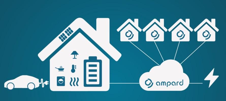 Электромобиль отдает энергию в сеть