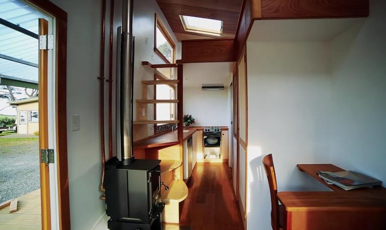 просторная комната