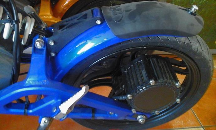 Привод мотоцикла