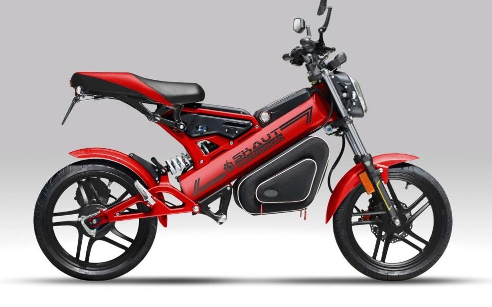 Электромотоцикл украинской сборки