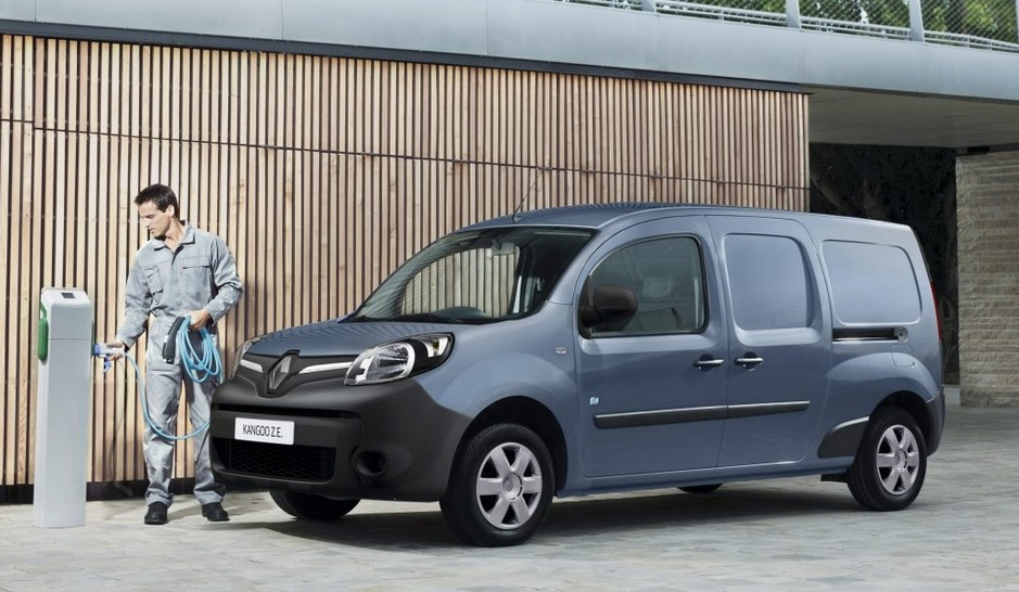 электрокар Renault Kangoo Z.E