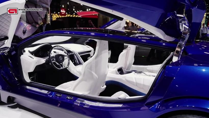 купить японский электомобиль можно будет за 200 тысяч долларов