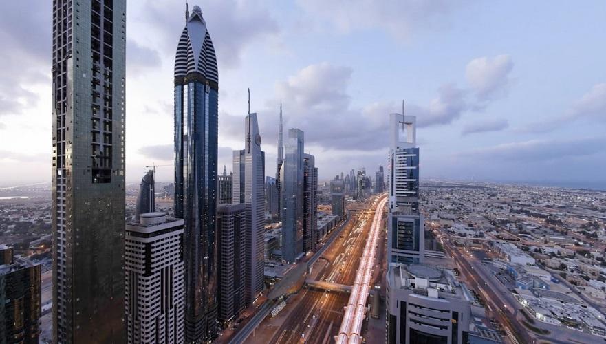 транспорт будущего в Дубае