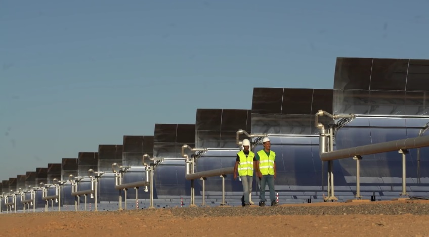 Ouarzazate Solar Power Station