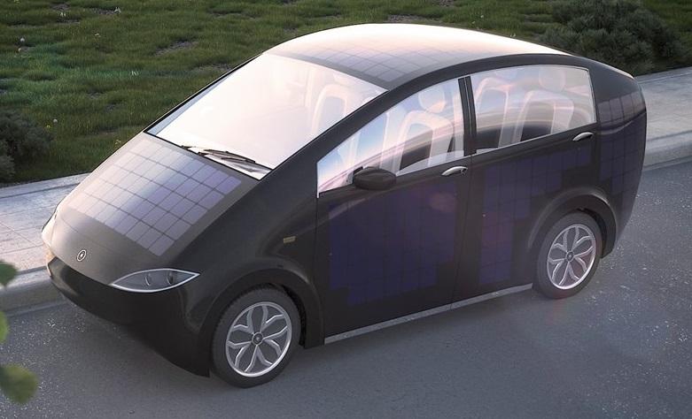 Sion: «солнечный» электромобиль для всей семьи за €12 тыс