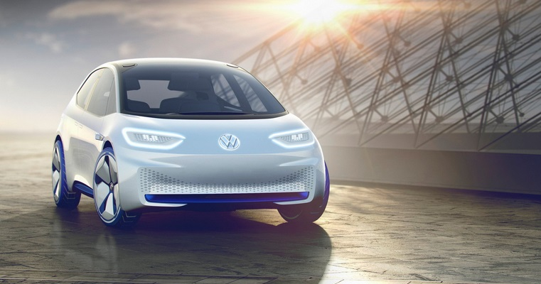 Volkswagen at 2016 Paris International Motor Show: World premiere of the visionary I.D. concept car