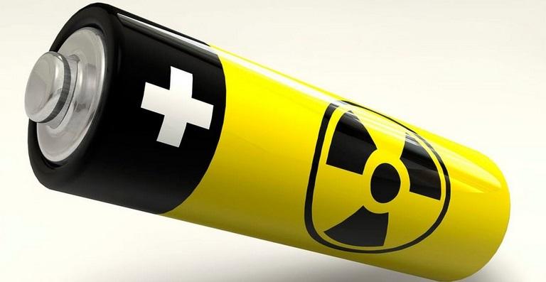 Создана «алмазная» батарейка из ядерных отходов
