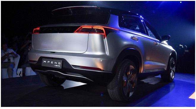 electric suv Beta china