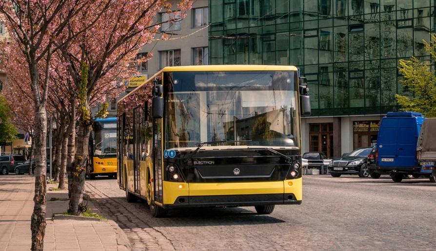 В Одессе закупят 35 электробусов для городских маршрутов
