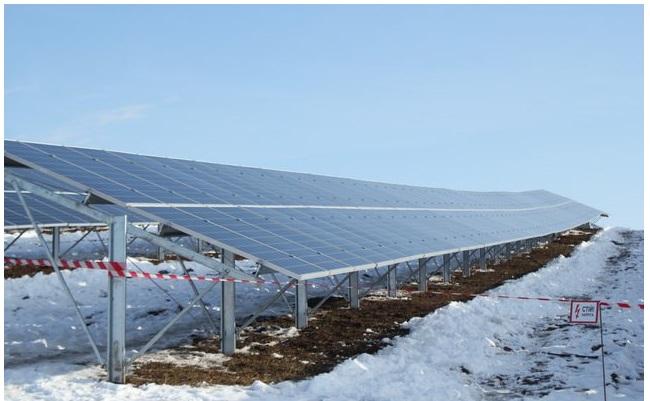 Винничина выходит в лидеры солнечной энергетики Украины