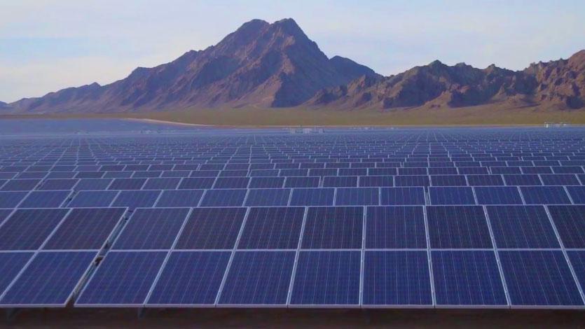 Лас-Вегас полностью перешел на чистую энергию альтернативных источников