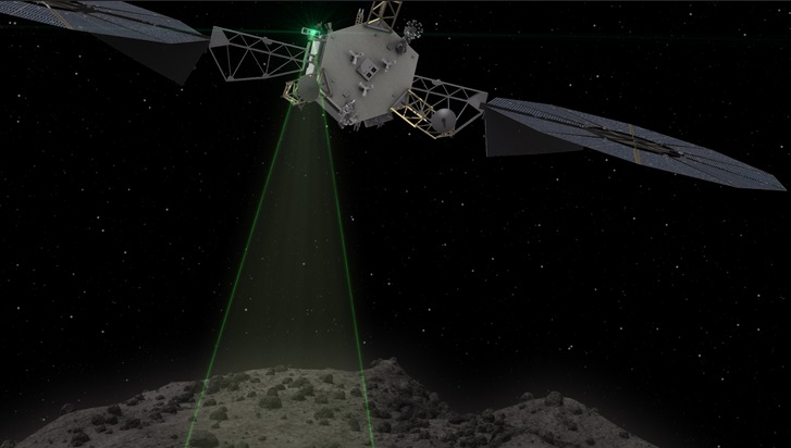 Mission NASA Asteroid Redirect Mission