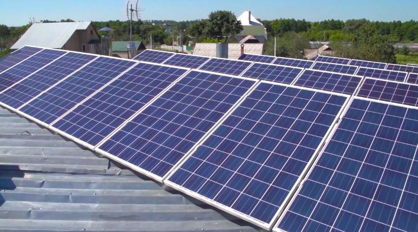 В Днепре на 144 многоэтажки установят солнечные батареи