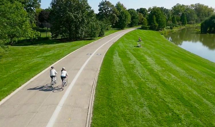 можем рассматривать велосипедная дорожка фото спб невский