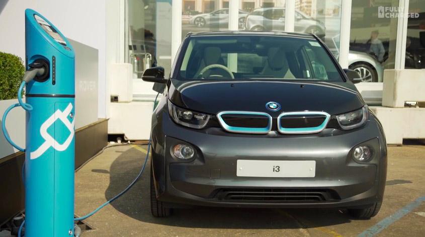 В Европе построят сеть сверхбыстрых зарядных станций для электромобилей