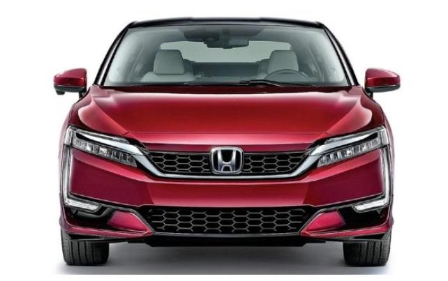 Электрическая Honda Clarity получит запас хода всего 130 км