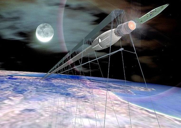 С помощью Гиперлуп будут запускать аппараты в космос