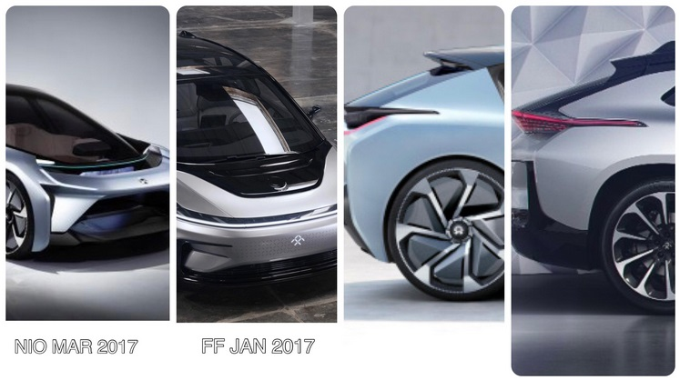 NIO EVE vs FF91