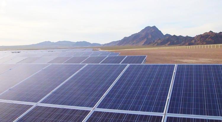 За год Китай удвоил мощность своих солнечных электростанций
