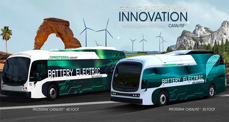 Электрические автобусы стали дешевле дизельных и захватят рынок в течении 10 лет