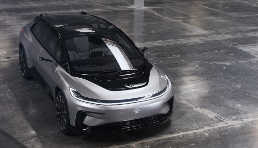 Faraday Future электромобиль
