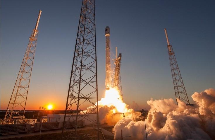 Space X полностью переходит на многоразовые ракеты Falcon 9