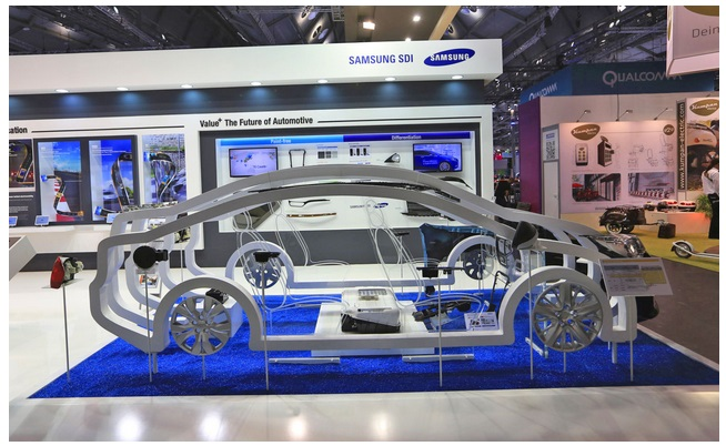 Новая батарея Samsung SDI обеспечит электрокарам запас хода в 600 км