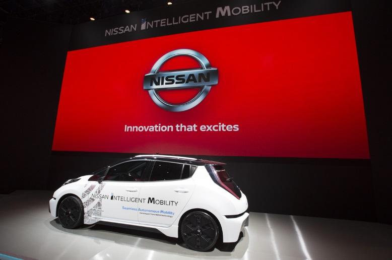 новое поколение Nissan Leaf 2017-2018