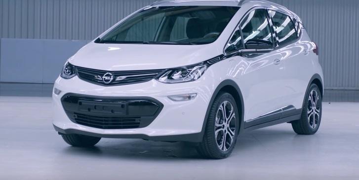 Opel планирует выпускать исключительно электромобили к 2030 году