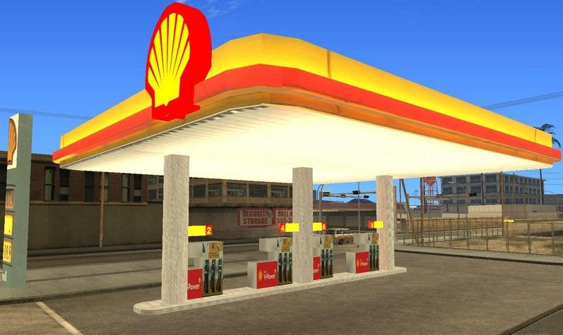 Shell установит зарядные станции для электромобилей на своих АЗС