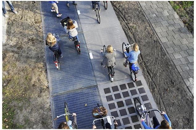 Проект солнечной велосипедной дороги SolaRoad расширяется