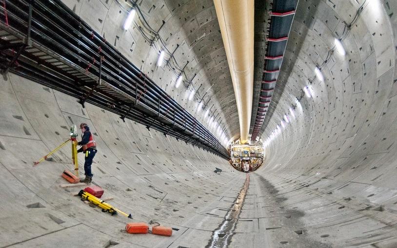 Илон Маск пробурит первый тоннель к офису SpaceX в Лос-Анджелесе