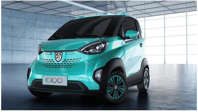 General Motors выпустила электромобиль за $5000