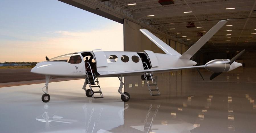 Электросамолет с дальностью хода 965 км представлен на авиасалоне в Ле-Бурже