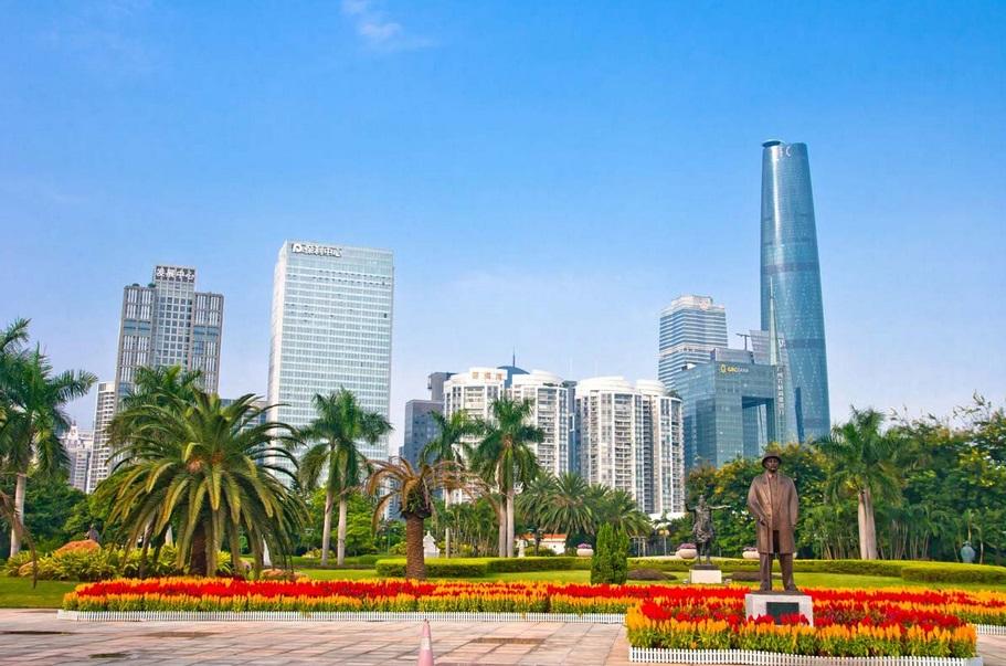 Все автобусы в Гуанчжоу перейдут на электротягу к 2020 году