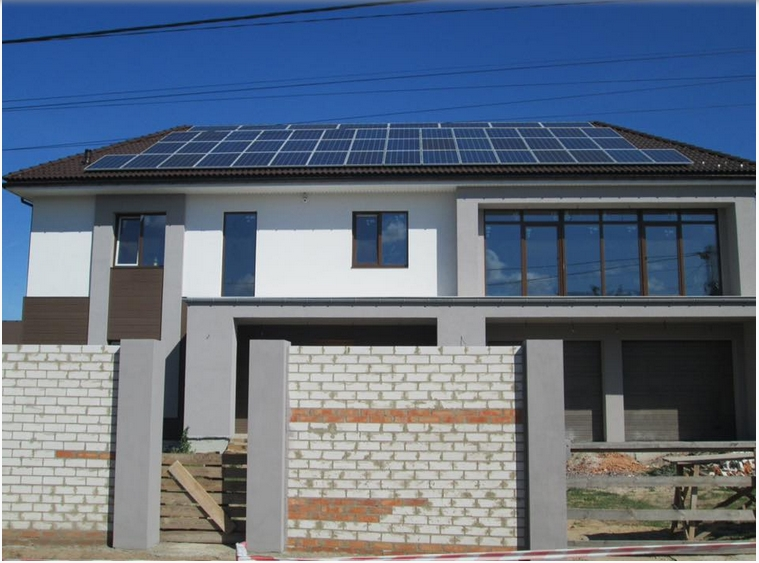 выгодный кредит на солнечные панели