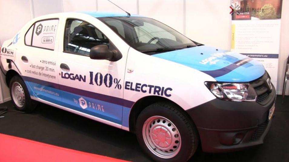 Бюджетные электромобили Dacia появятся в продаже очень скоро