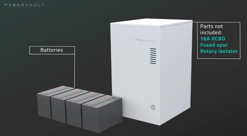 Renault представила свои домашние батареи на основе отработанных электромобильных аккумуляторов