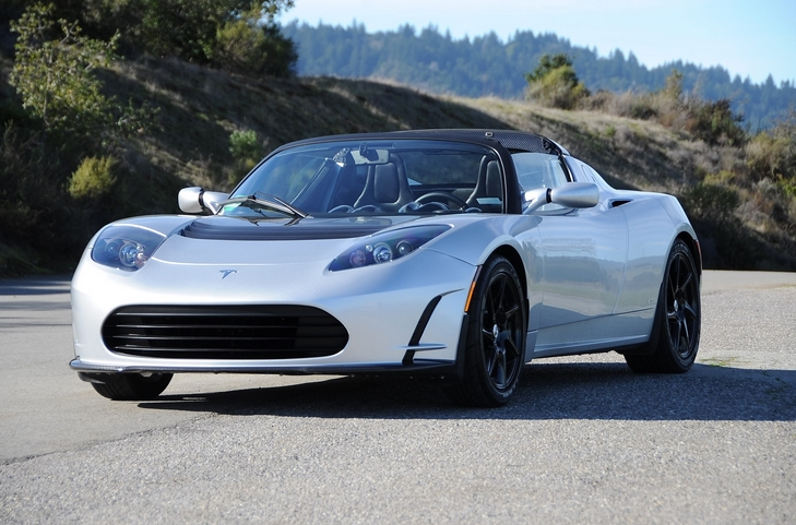 Новый Tesla Roadster 2.0 будет разгоняться до «сотни» за 2 сек