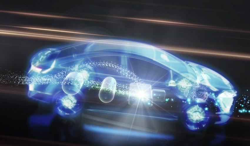 Автогиганты Японии ставят на водородные автомобили