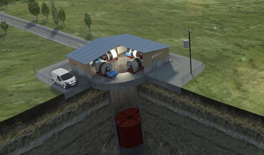 Старые шахты Британии превратят в гравитационные хранилища энергии