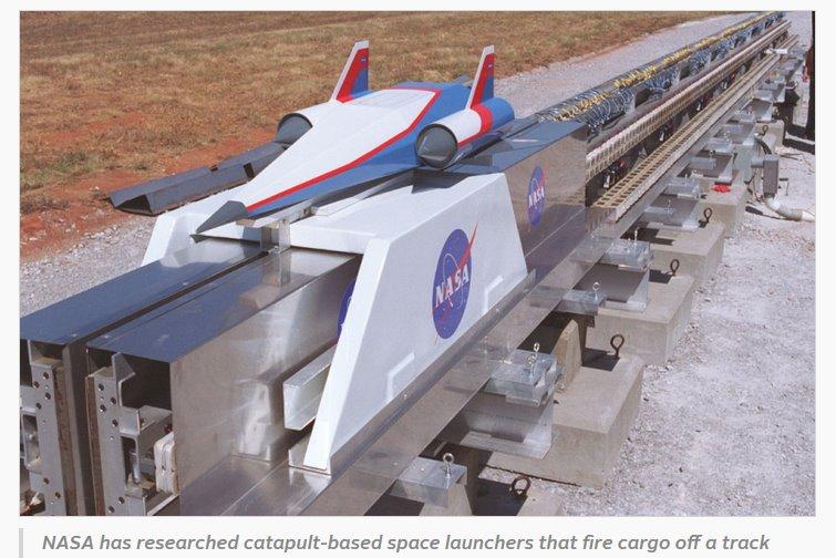 Запускать ракеты с помощью «космической катапульты» планирует SpinLaunch