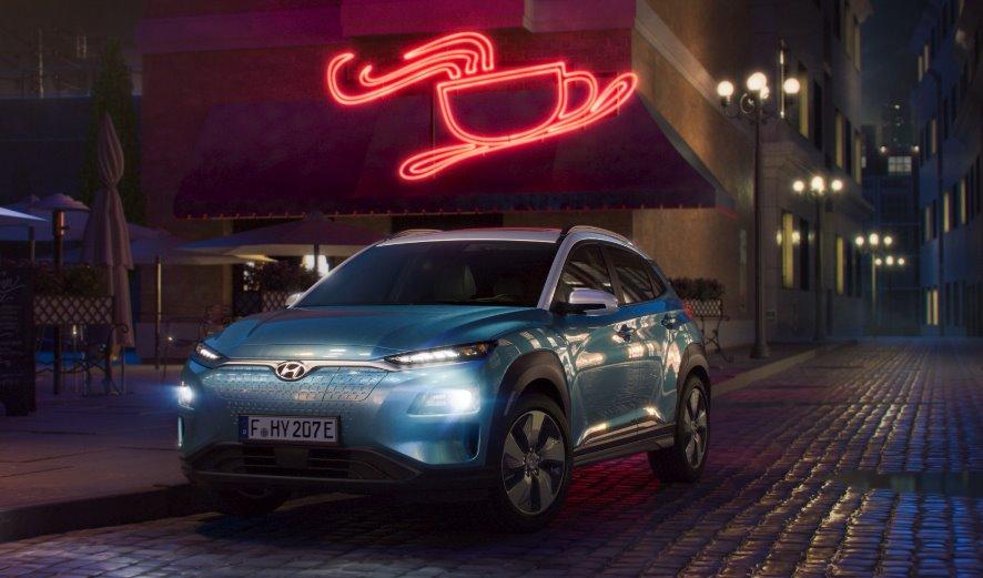 Электрический Hyundai