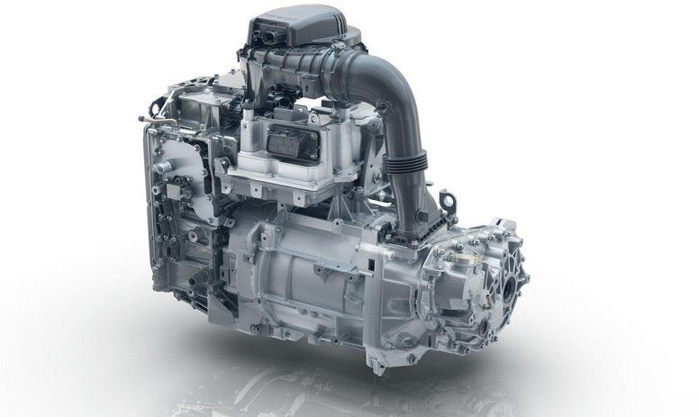Новый электродвигатель Рено Зое