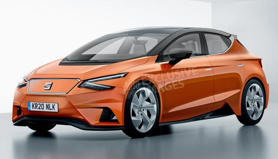 Электромобиль SEAT e-Born
