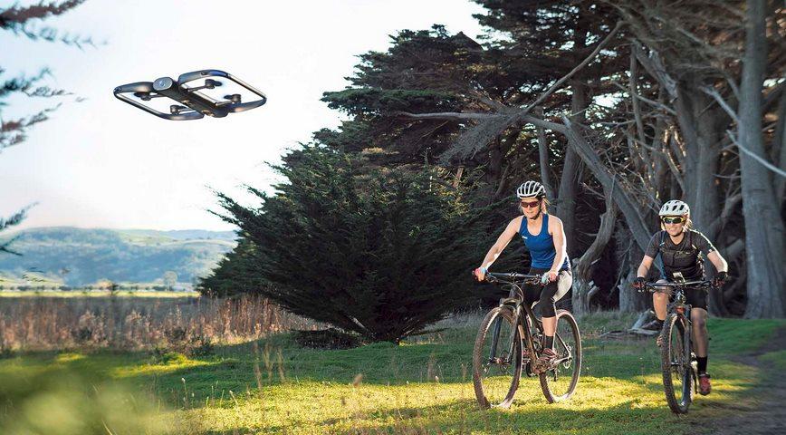 Самоуправляемый селфи-дрон Скайдо Р1