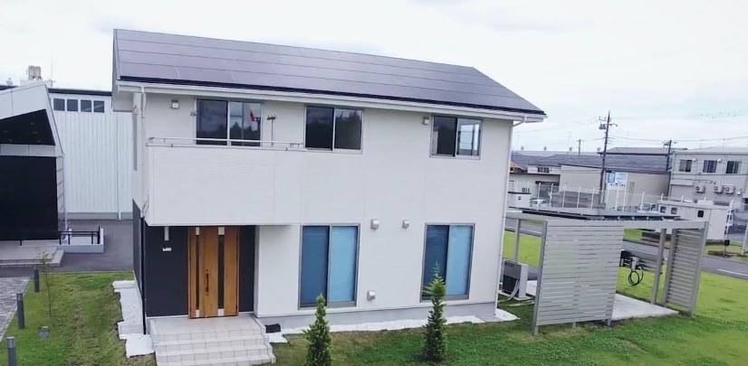 Дом на водородной энергии