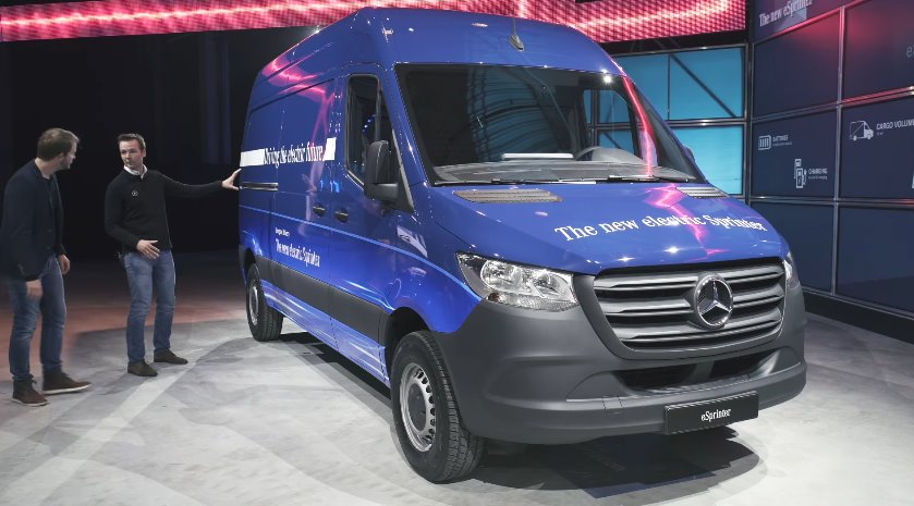 Mercedes-Benz eSprinter