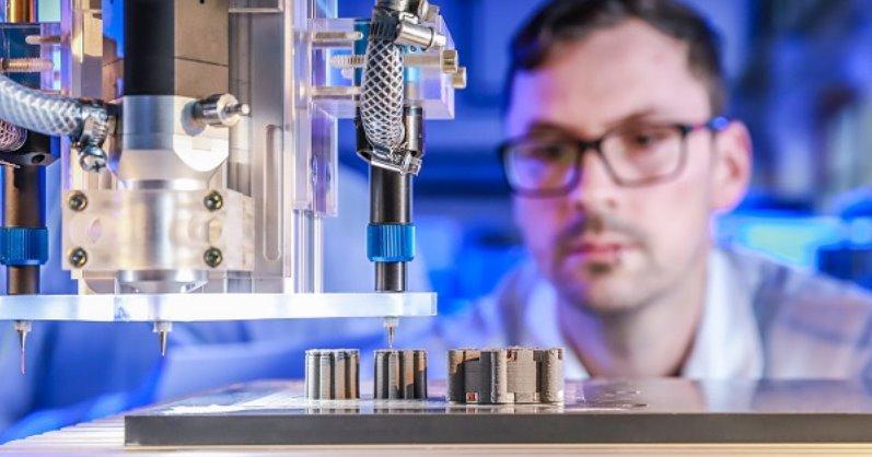 Как напечатать мотор на 3D-принтере